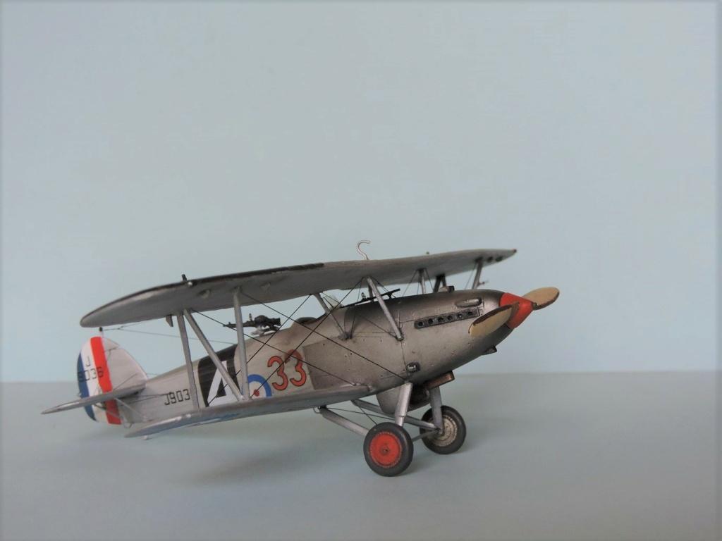 [AIRFIX/AZMODEL] Hawker Hart /Demon - Page 3 Hawke108