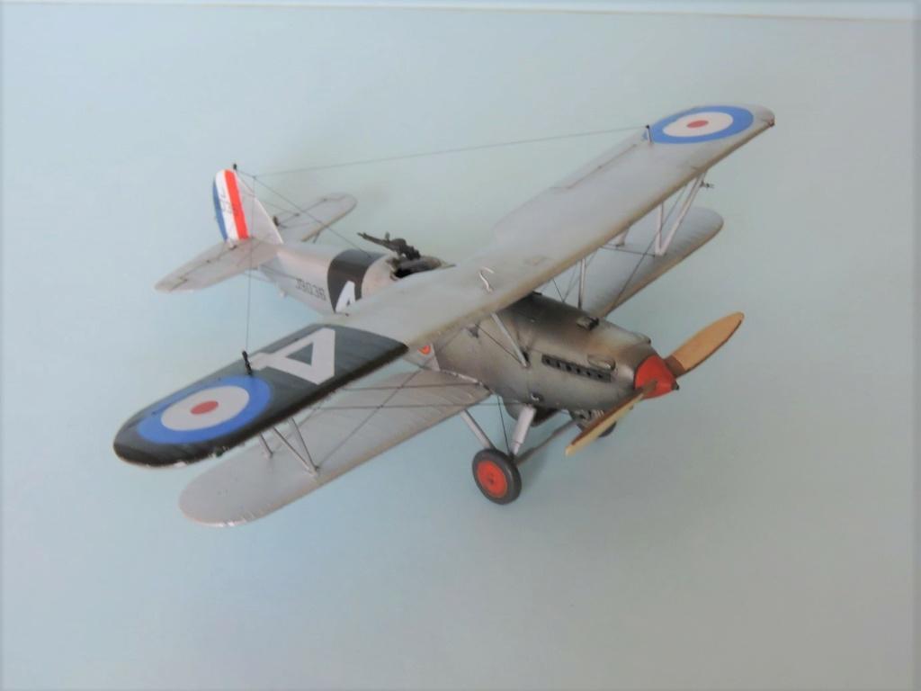 [AIRFIX/AZMODEL] Hawker Hart /Demon - Page 3 Hawke109