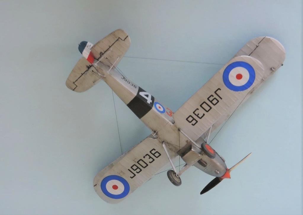 [AIRFIX/AZMODEL] Hawker Hart /Demon - Page 3 Hawke111