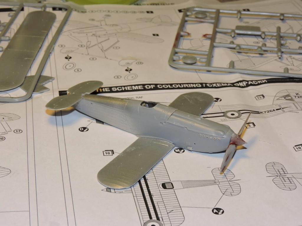 [amodel] Fury MKI  Hawker12