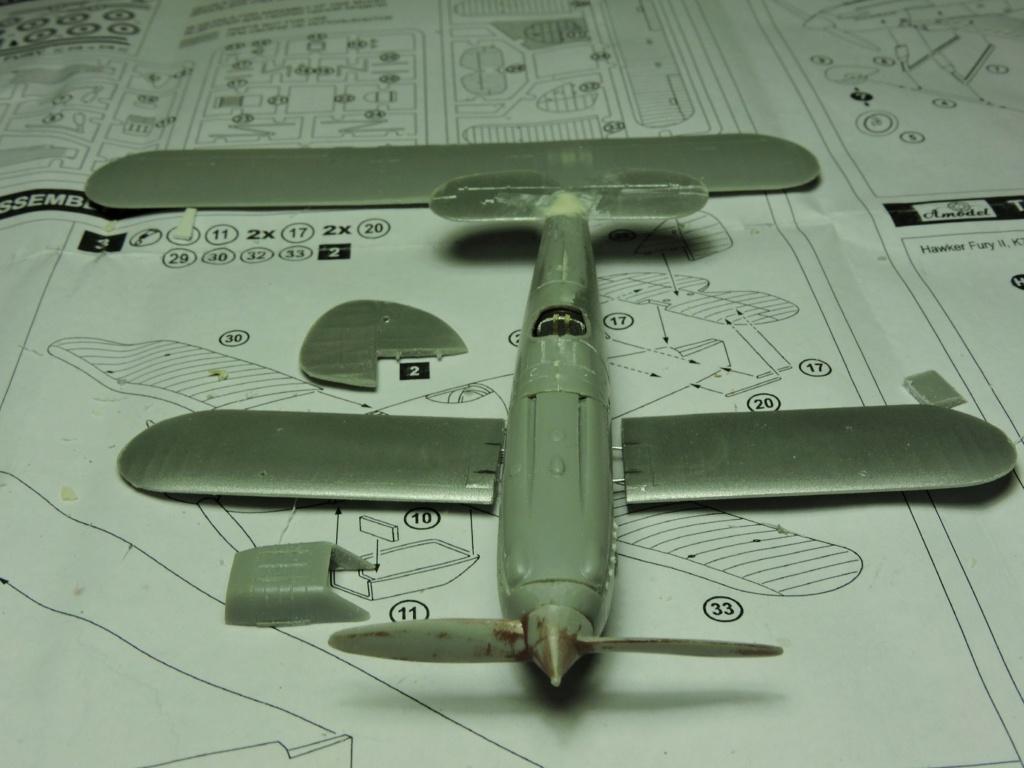 [amodel] Fury MKI Hawker18
