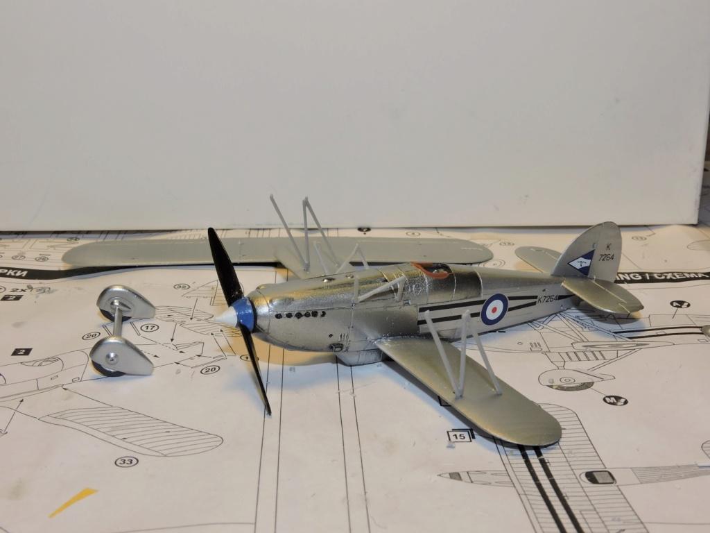 [amodel] Fury MKI Hawker28