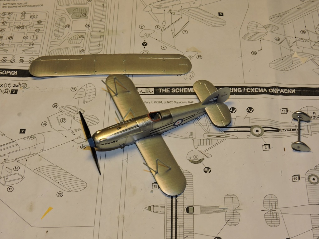 [amodel] Fury MKI  - Page 2 Hawker29