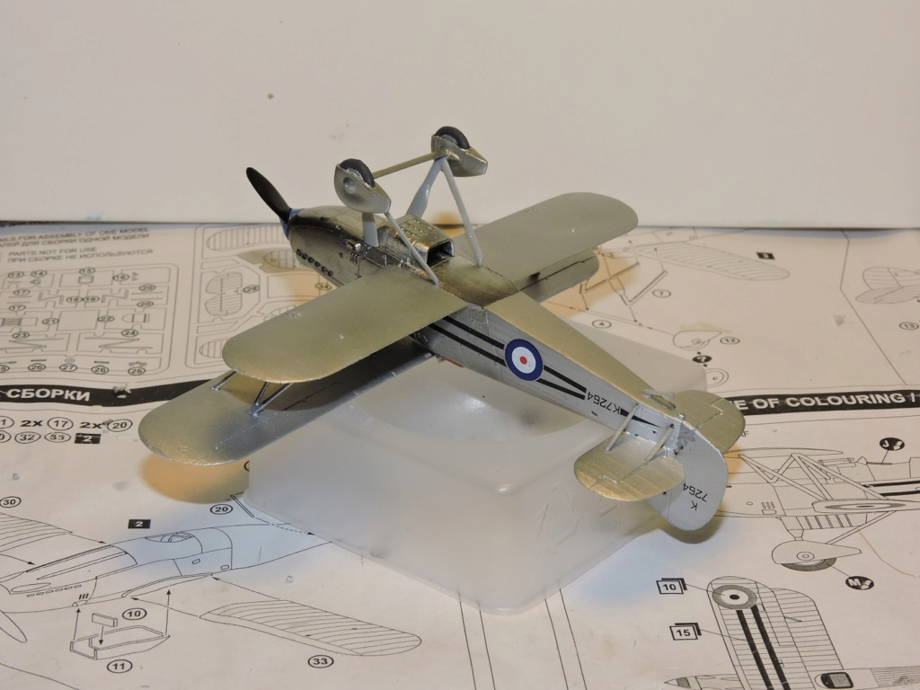 [amodel] Fury MKI  - Page 2 Hawker32