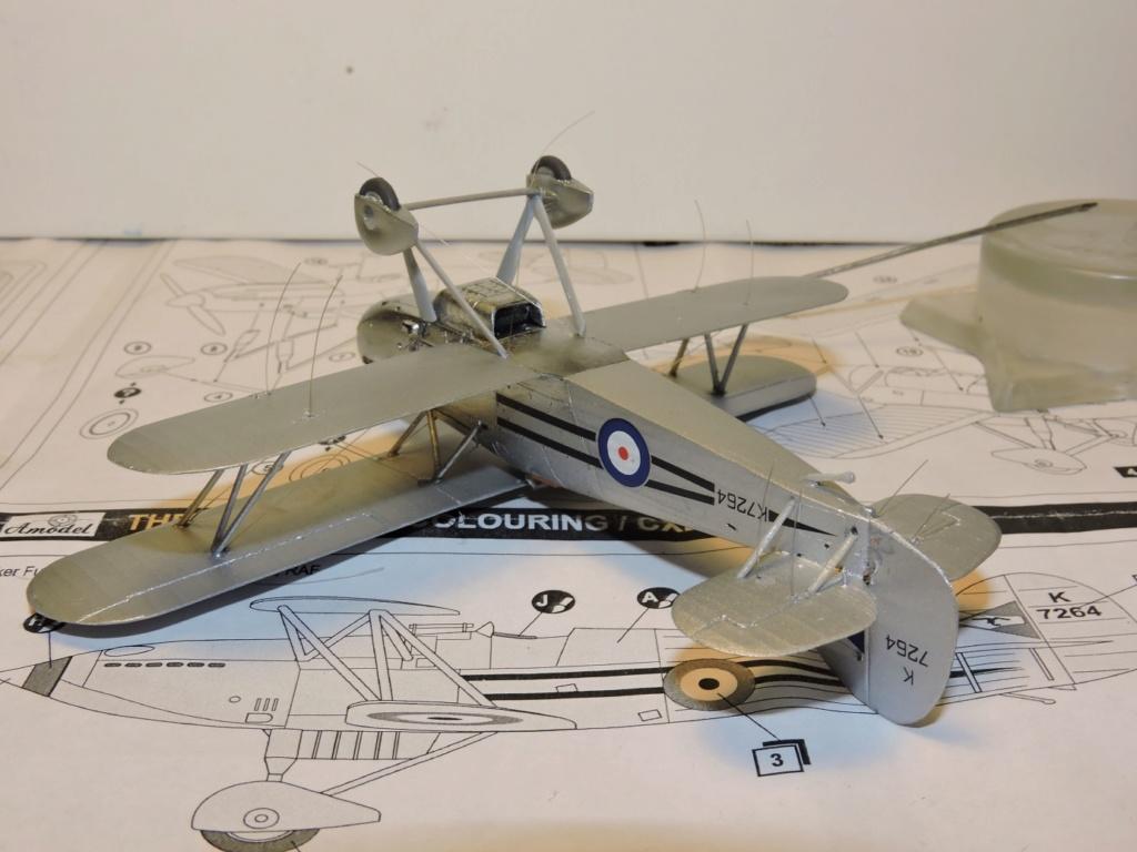[amodel] Fury MKI Hawker36