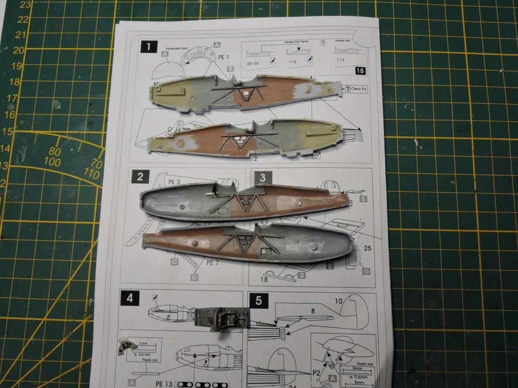 [AIRFIX/AZMODEL] Hawker Hart /Demon Hawker54
