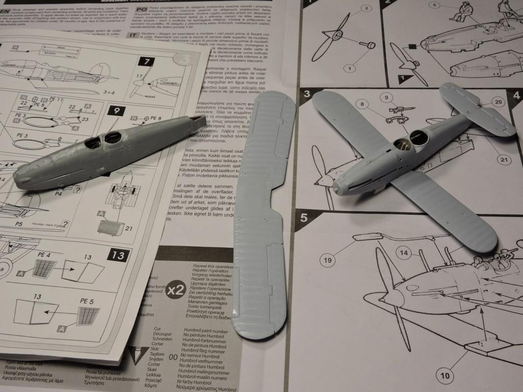 [AIRFIX/AZMODEL] Hawker Hart /Demon Hawker59