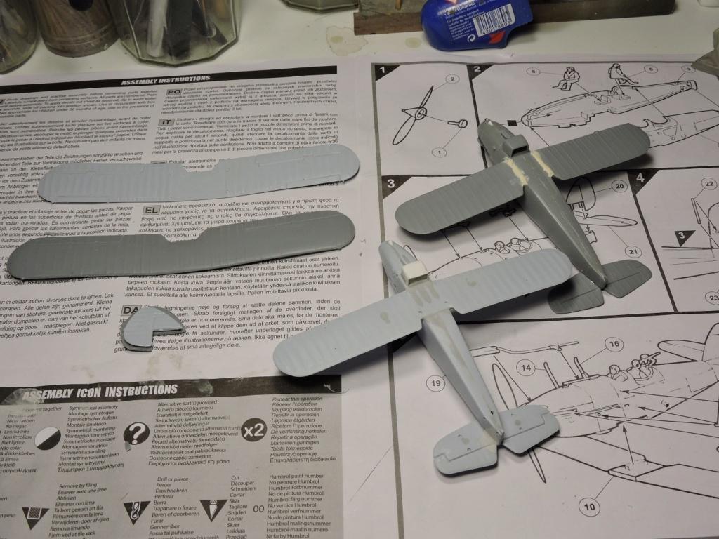 [AIRFIX/AZMODEL] Hawker Hart /Demon Hawker62