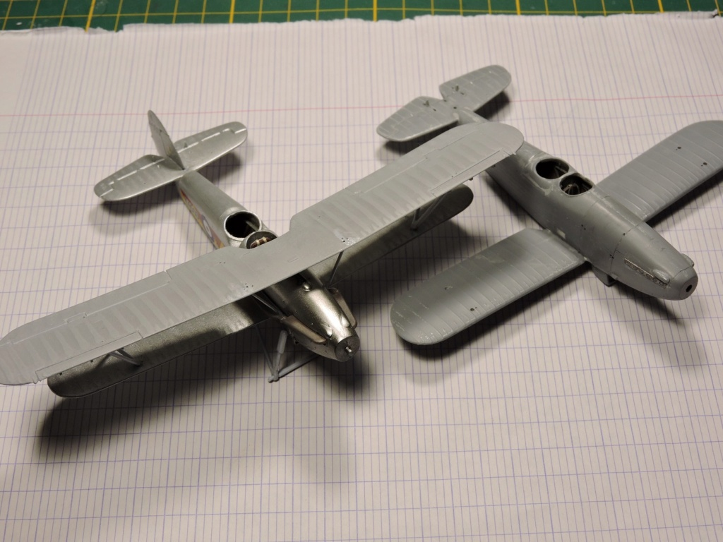 [AIRFIX/AZMODEL] Hawker Hart /Demon - Page 2 Hawker69