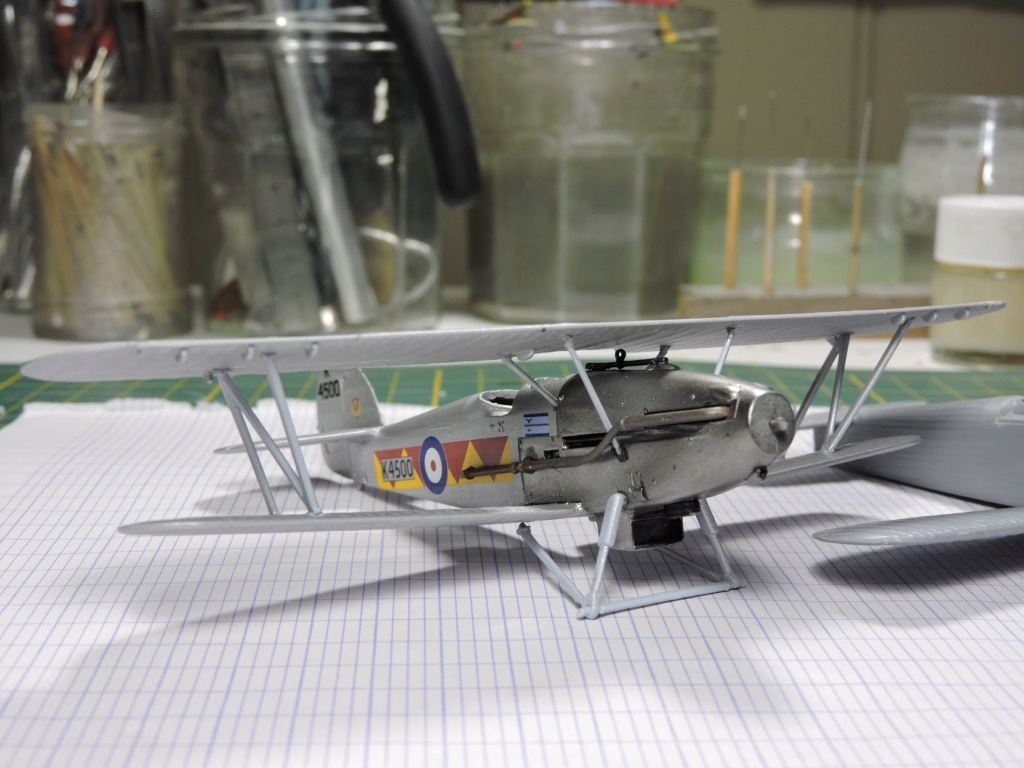 [AIRFIX/AZMODEL] Hawker Hart /Demon - Page 2 Hawker70