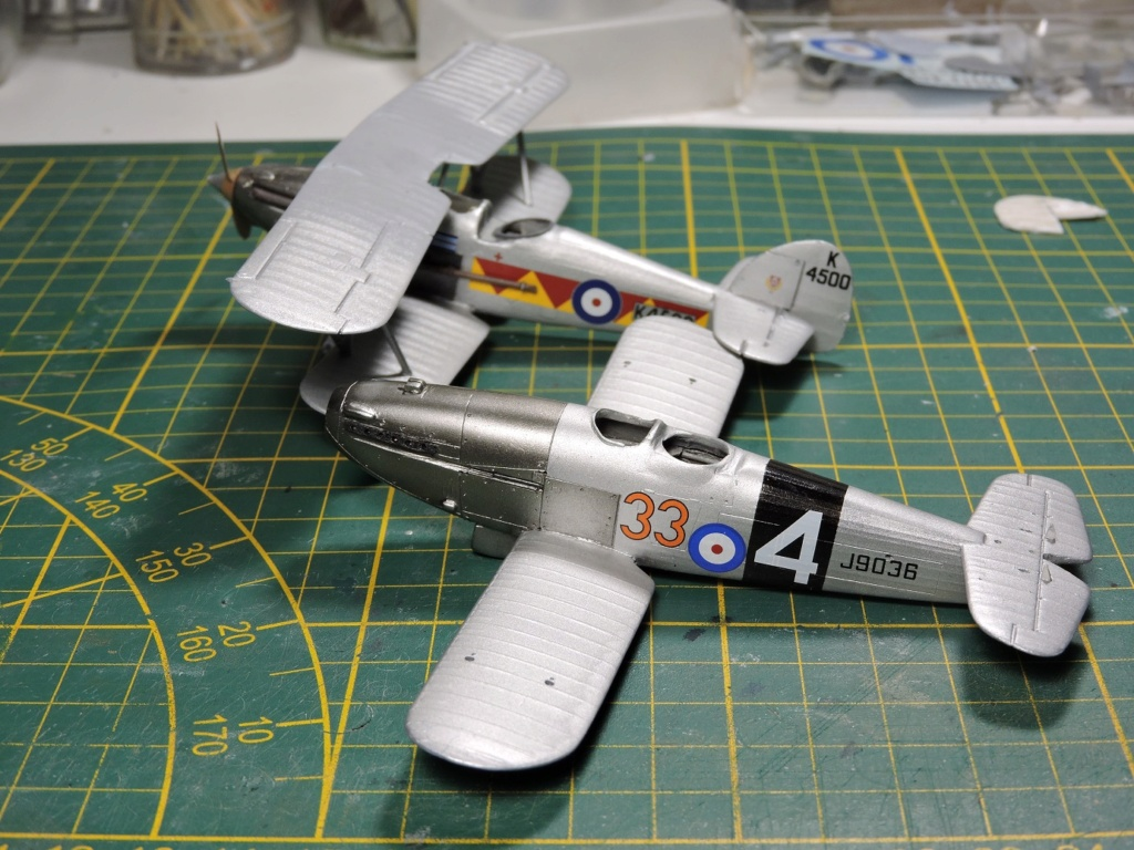 [AIRFIX/AZMODEL] Hawker Hart /Demon - Page 2 Hawker71