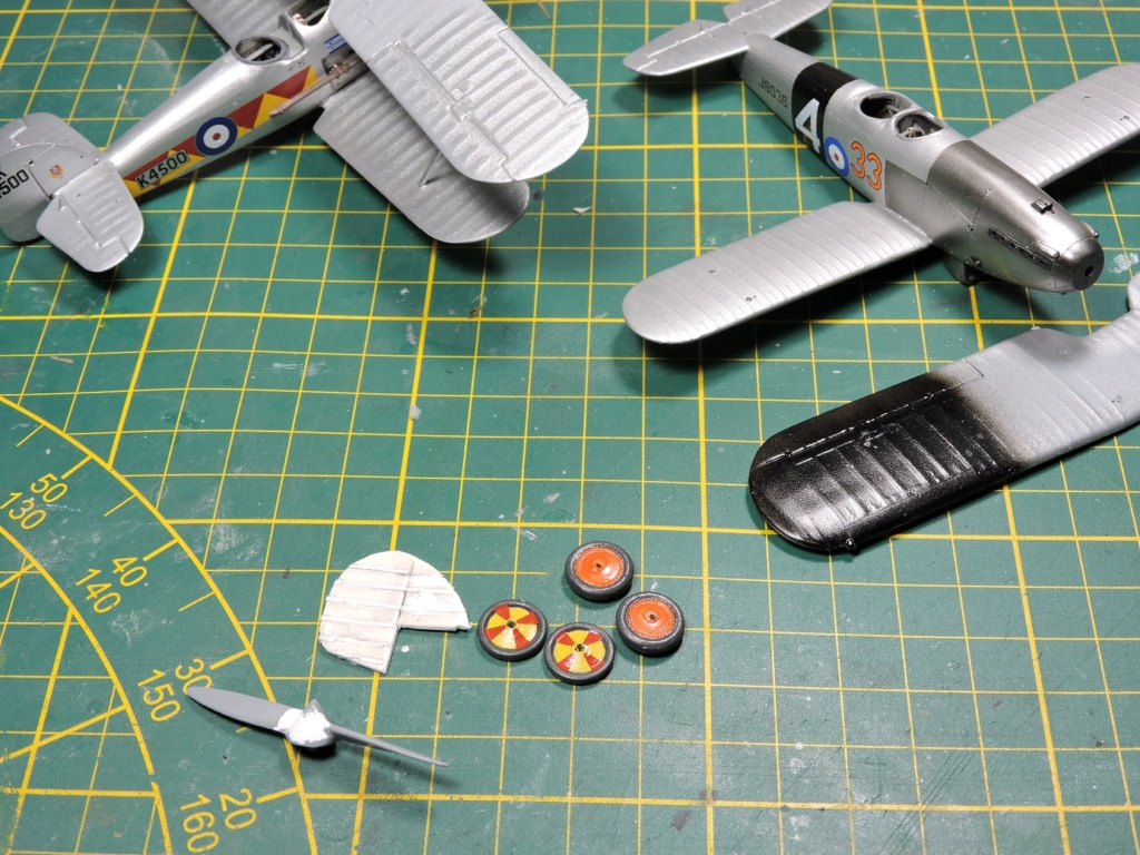 [AIRFIX/AZMODEL] Hawker Hart /Demon - Page 2 Hawker72