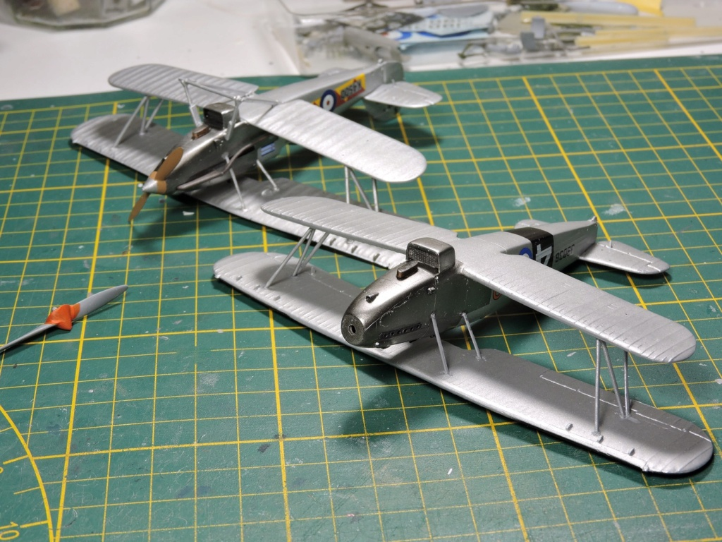 [AIRFIX/AZMODEL] Hawker Hart /Demon - Page 2 Hawker73