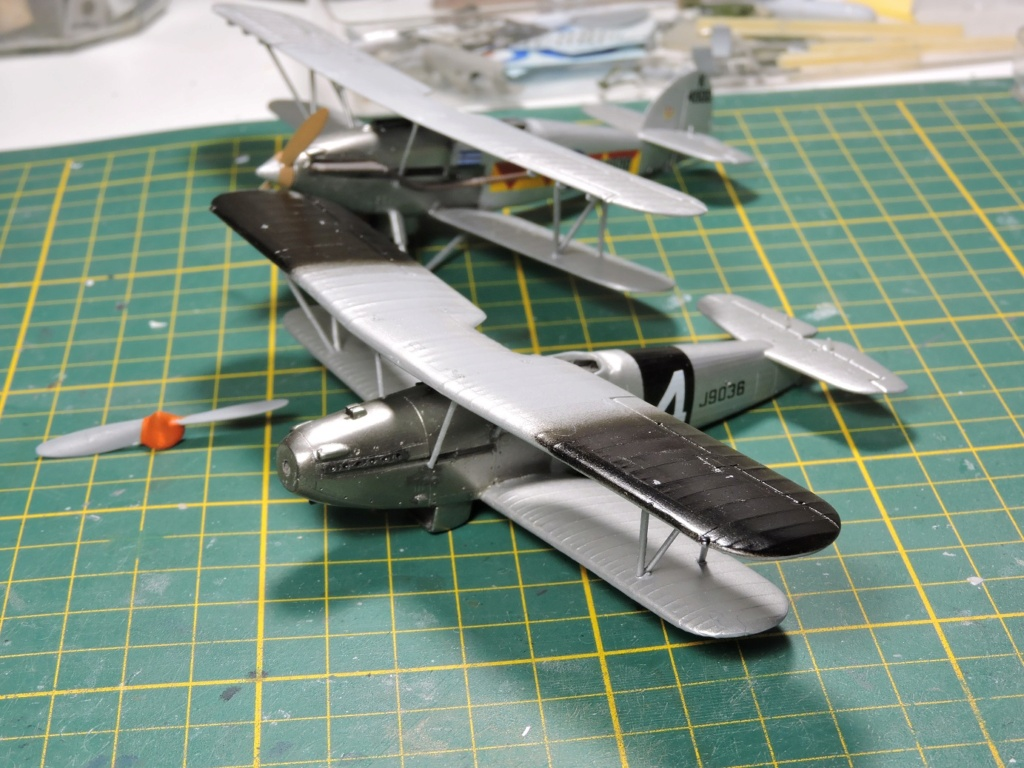 [AIRFIX/AZMODEL] Hawker Hart /Demon - Page 2 Hawker74