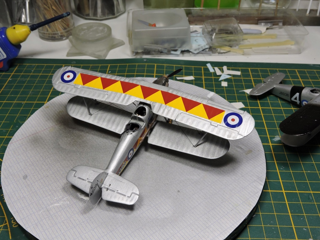 [AIRFIX/AZMODEL] Hawker Hart /Demon - Page 2 Hawker75