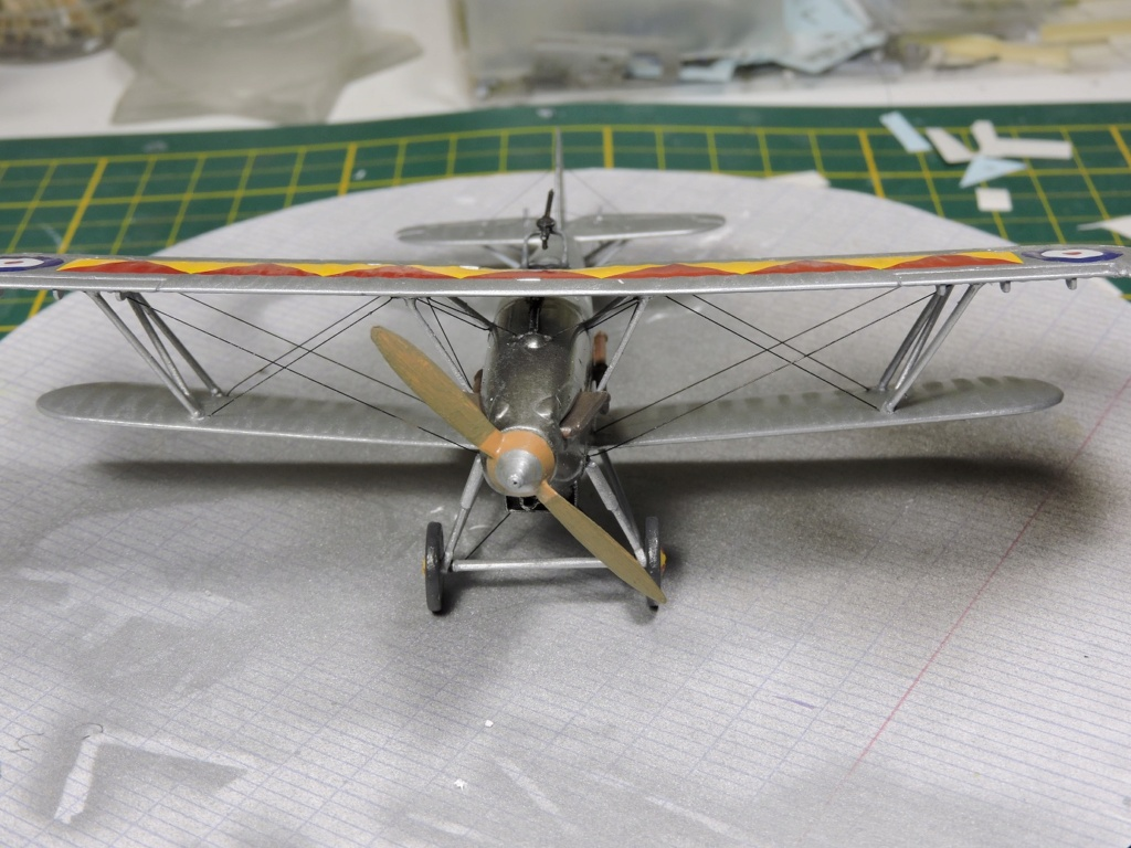 [AIRFIX/AZMODEL] Hawker Hart /Demon - Page 2 Hawker76
