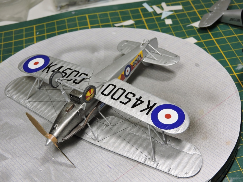 [AIRFIX/AZMODEL] Hawker Hart /Demon - Page 2 Hawker77