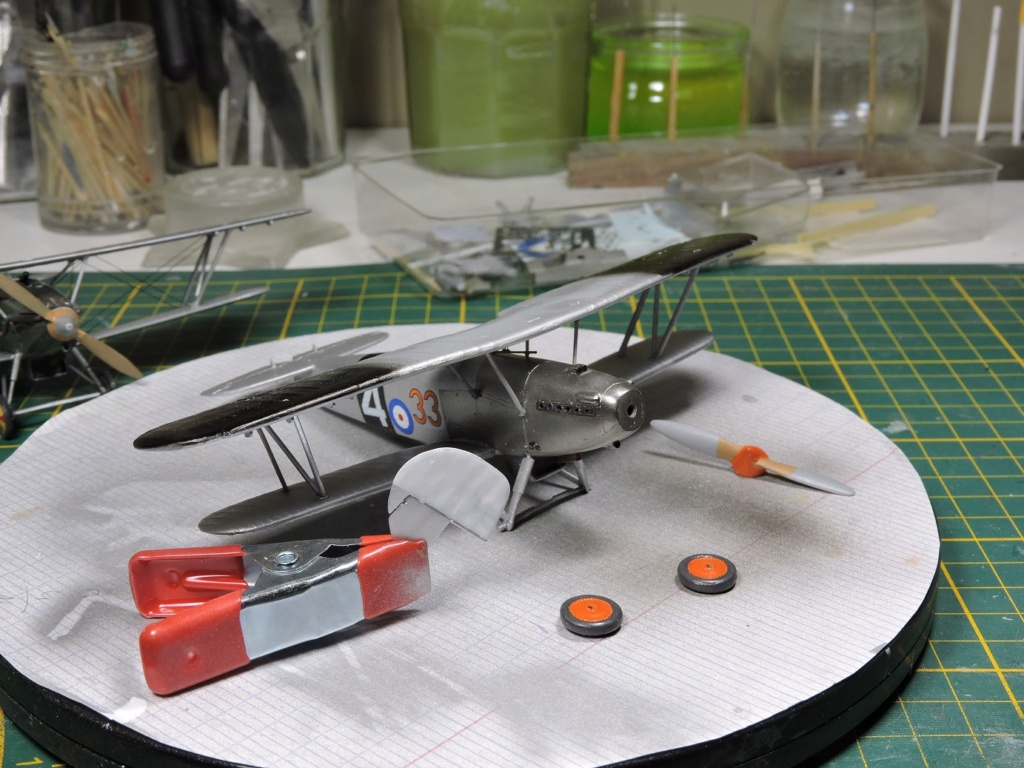[AIRFIX/AZMODEL] Hawker Hart /Demon - Page 2 Hawker78