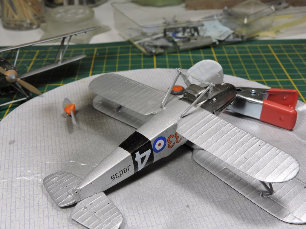 [AIRFIX/AZMODEL] Hawker Hart /Demon - Page 2 Hawker79