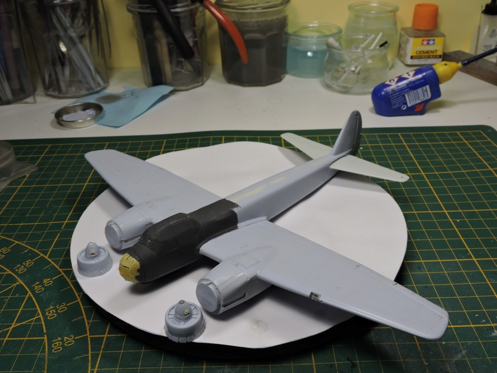 [AIRFIX/FALCON] JUNKERS 88 A1 - Page 2 Junke107