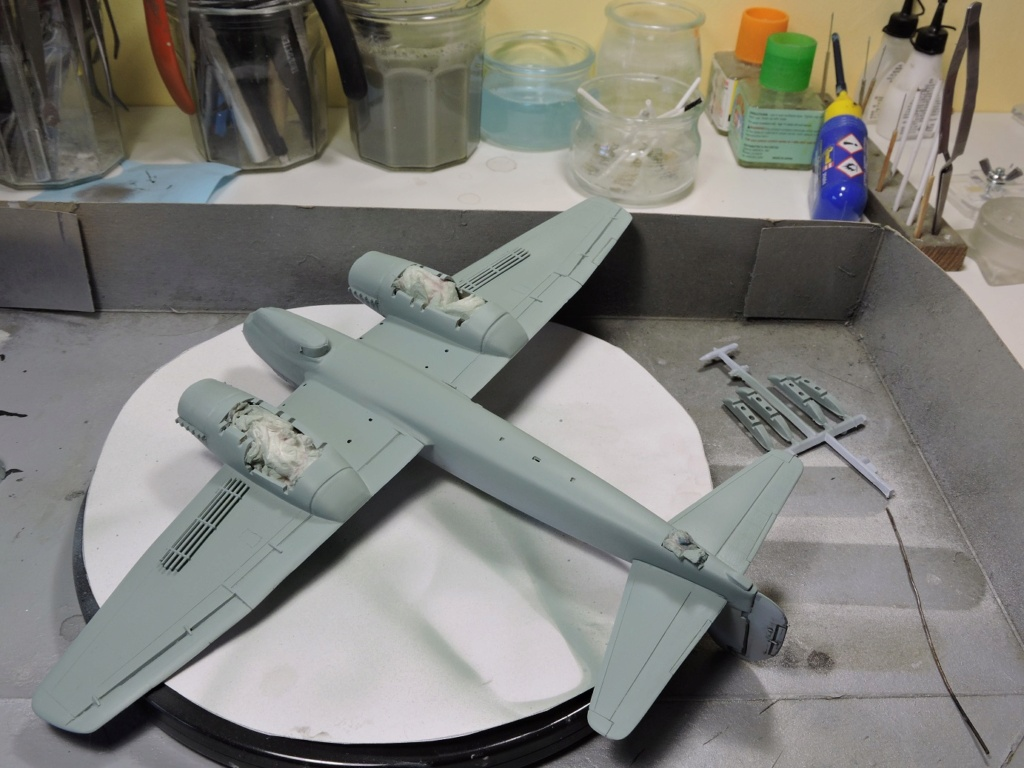 [AIRFIX/FALCON] JUNKERS 88 A1 - Page 2 Junke110