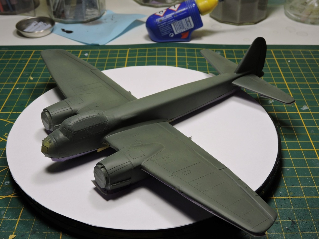 [AIRFIX/FALCON] JUNKERS 88 A1 - Page 3 Junke111