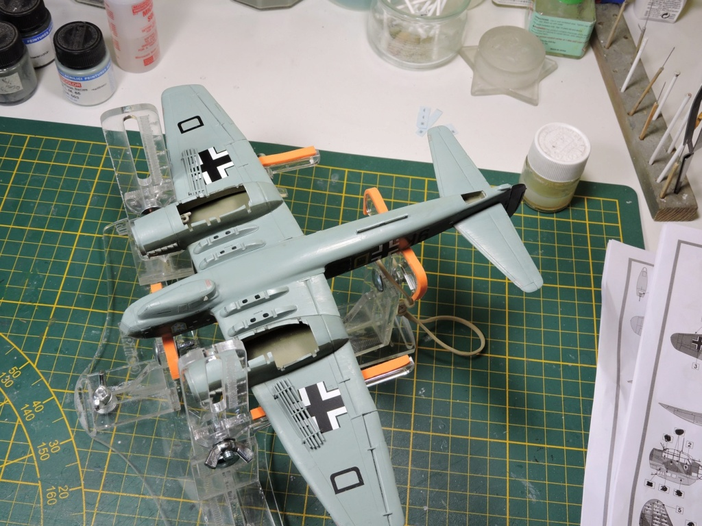 [AIRFIX/FALCON] JUNKERS 88 A1 - Page 3 Junke116