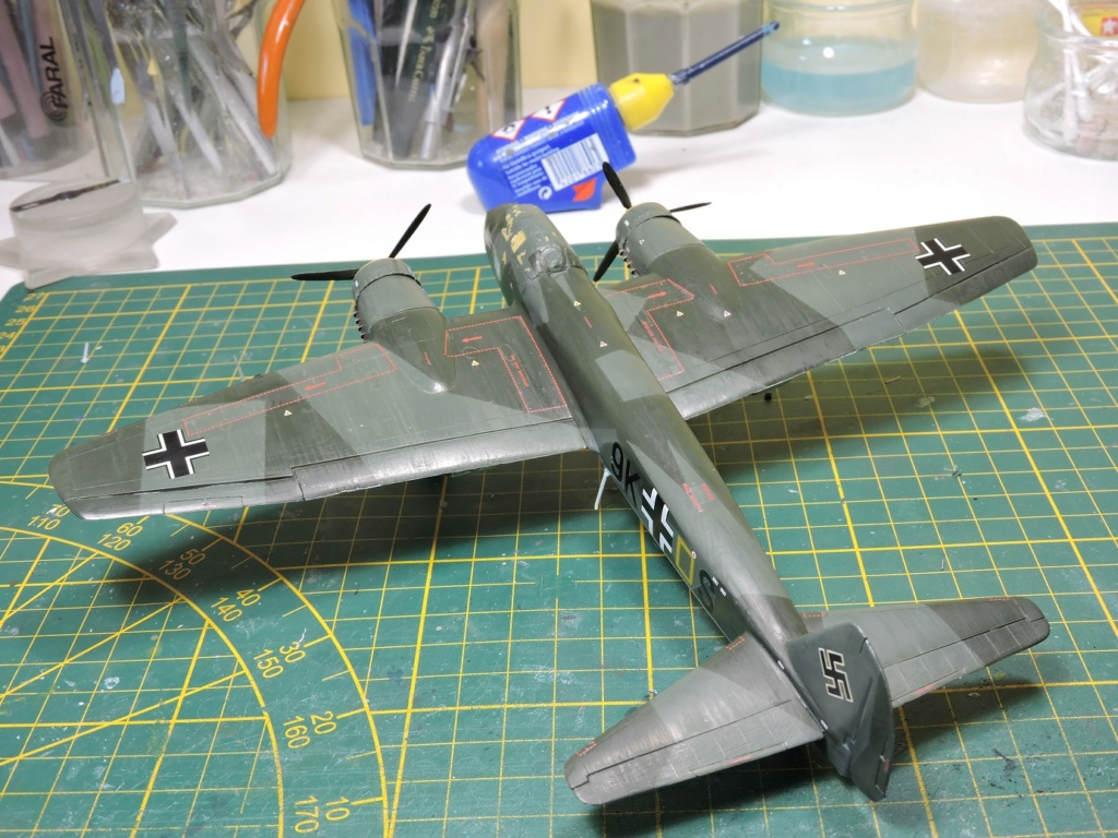 [AIRFIX/FALCON] JUNKERS 88 A1 - Page 3 Junke119
