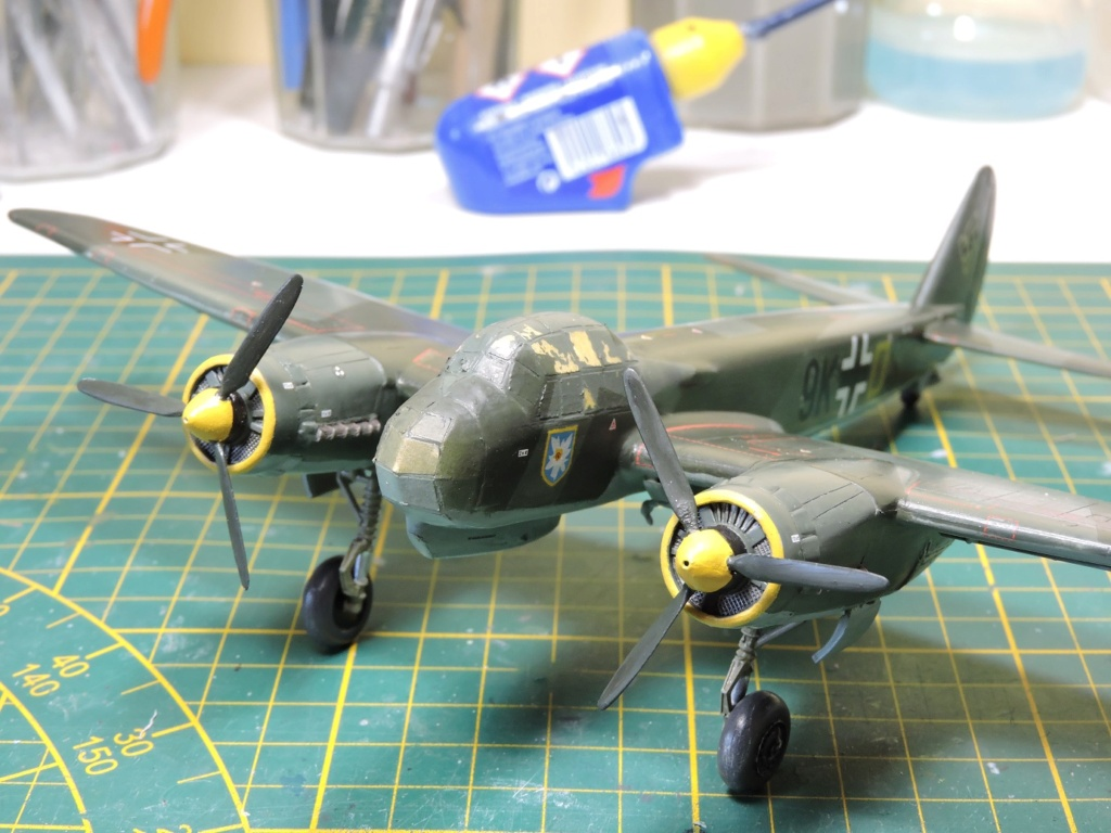 [AIRFIX/FALCON] JUNKERS 88 A1 - Page 3 Junke121