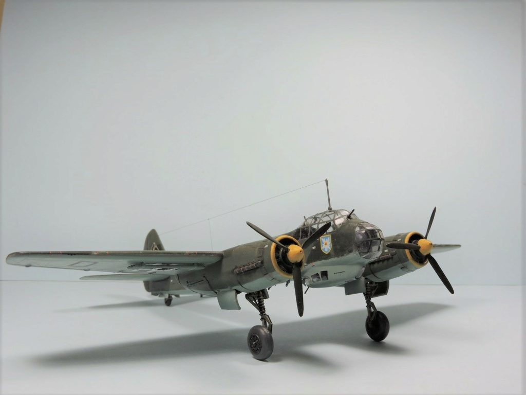 [AIRFIX/FALCON] JUNKERS 88 A1 - Page 3 Junke123