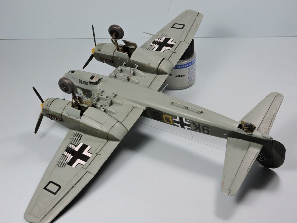 [AIRFIX/FALCON] JUNKERS 88 A1 - Page 3 Junke124