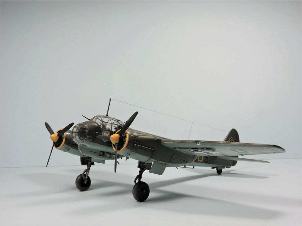 [AIRFIX/FALCON] JUNKERS 88 A1 - Page 3 Junke125