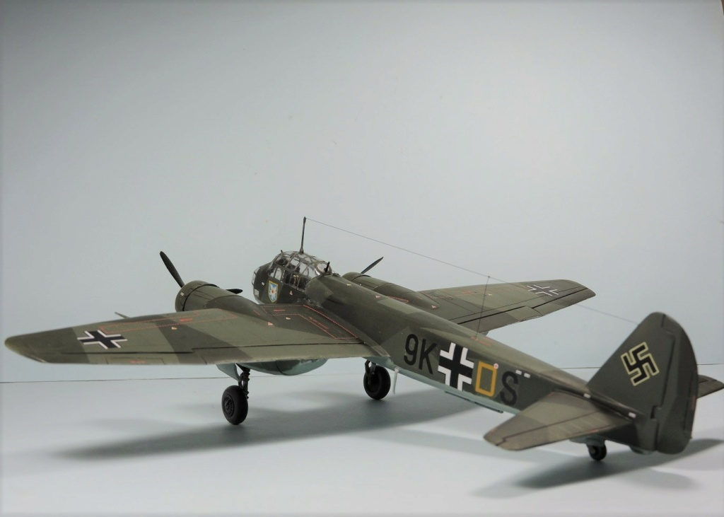 [AIRFIX/FALCON] JUNKERS 88 A1 - Page 3 Junke126
