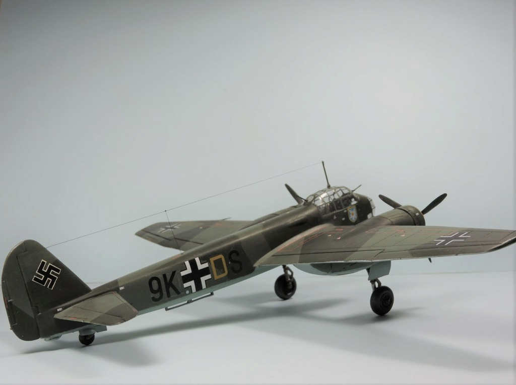 [AIRFIX/FALCON] JUNKERS 88 A1 - Page 3 Junke127