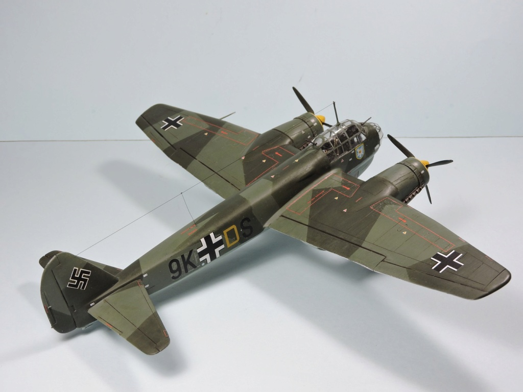 [AIRFIX/FALCON] JUNKERS 88 A1 - Page 3 Junke128