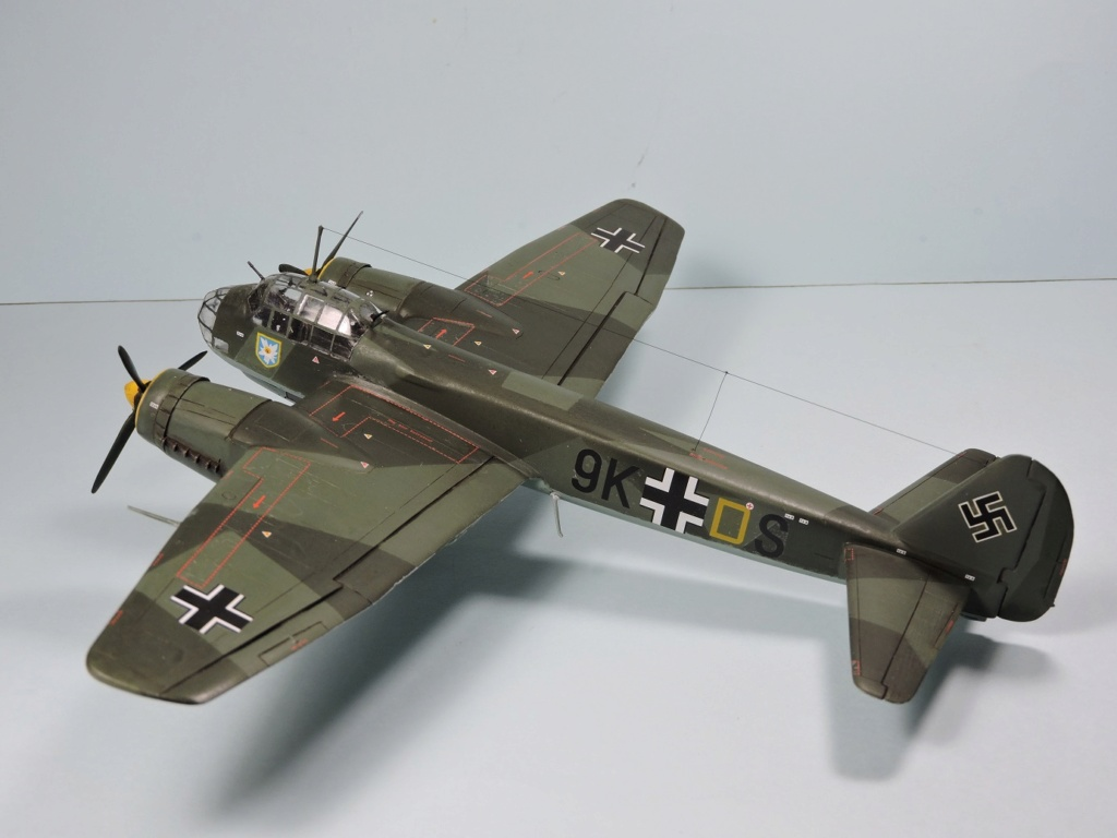 [AIRFIX/FALCON] JUNKERS 88 A1 - Page 3 Junke129