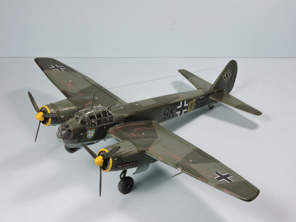 [AIRFIX/FALCON] JUNKERS 88 A1 - Page 3 Junke130