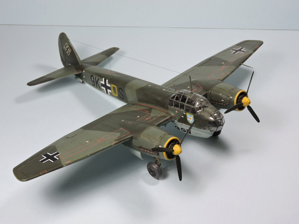 [AIRFIX/FALCON] JUNKERS 88 A1 - Page 3 Junke131