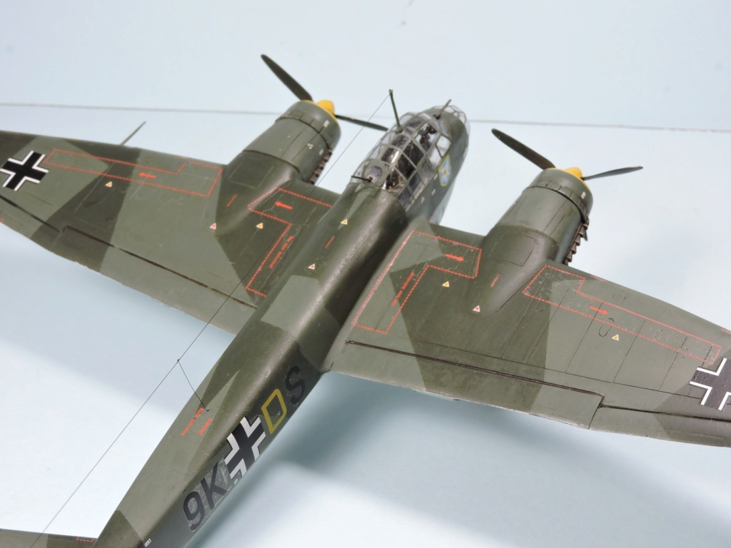 [AIRFIX/FALCON] JUNKERS 88 A1 - Page 3 Junke132