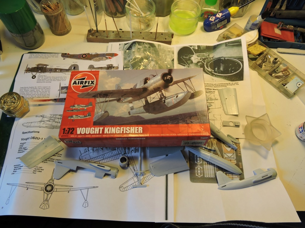 [AIRFIX] Vought Kingfisher  Kingfi10