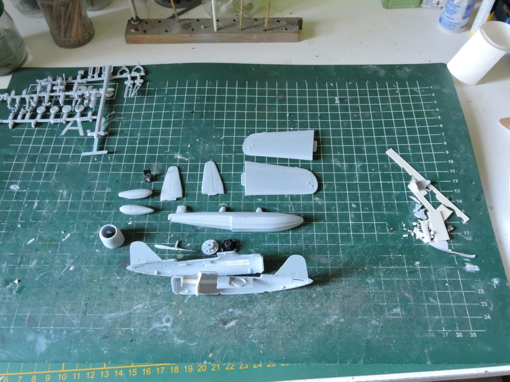 [AIRFIX] Vought Kingfisher  Kingfi12