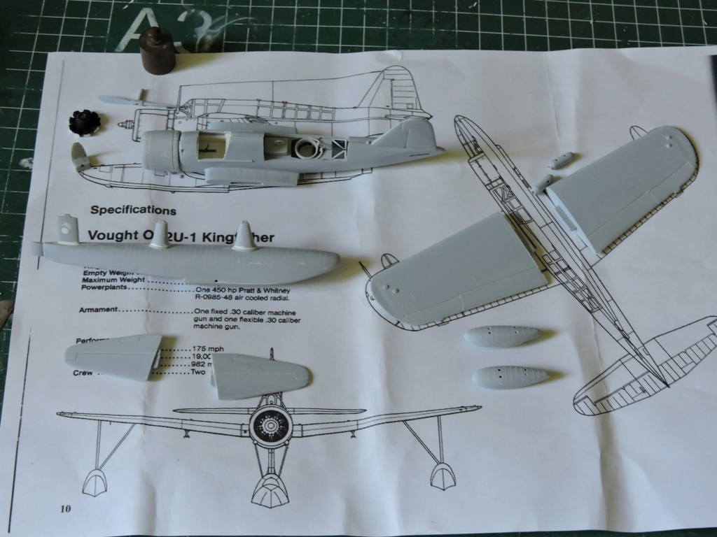 [AIRFIX] Vought Kingfisher  Kingfi13