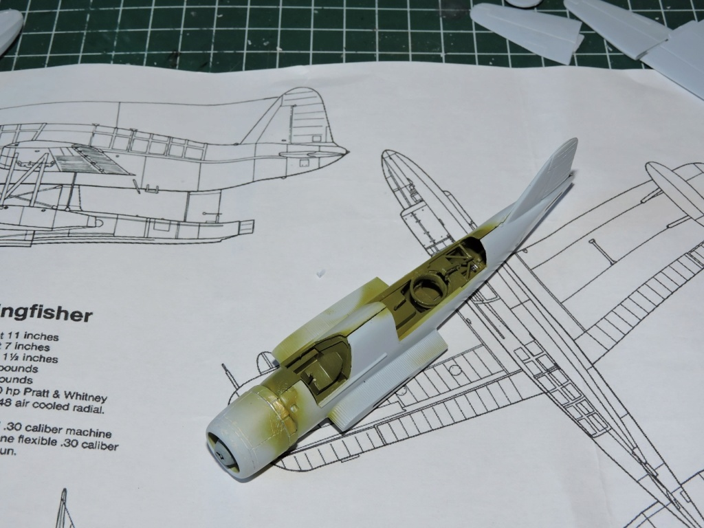 "[AIRFIX] Vought Kingfisher ""the end""  Kingfi19"
