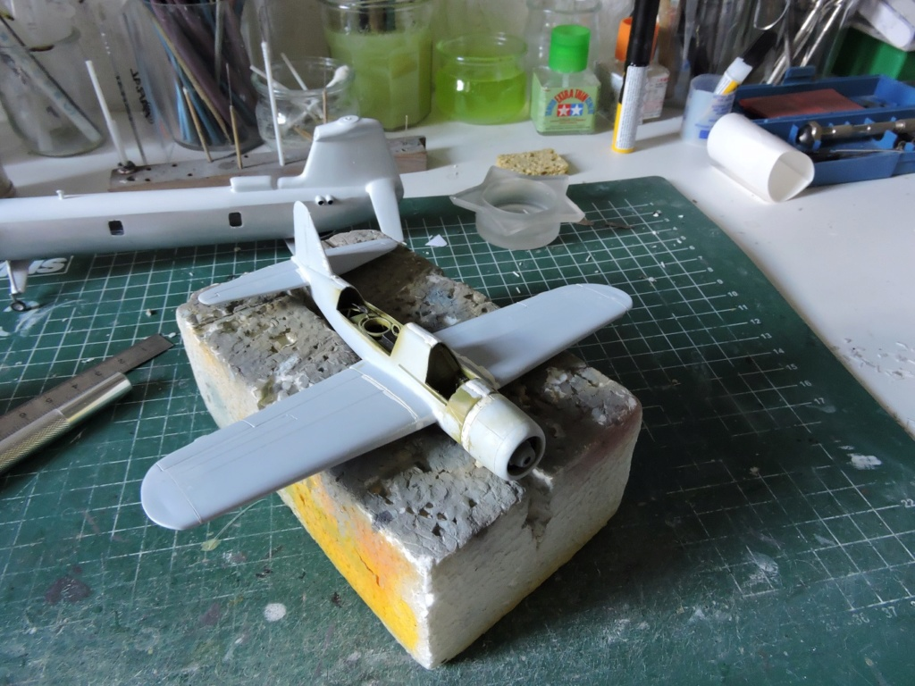 "[AIRFIX] Vought Kingfisher ""the end""  Kingfi20"