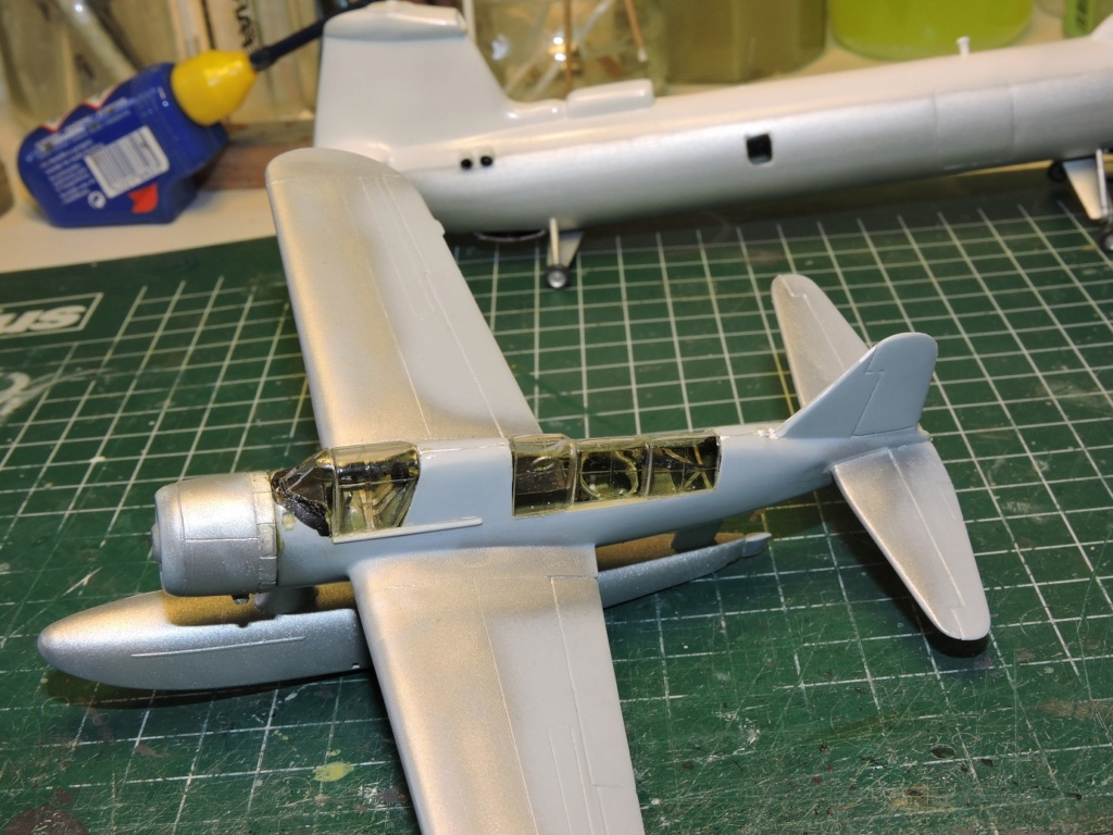 "[AIRFIX] Vought Kingfisher ""the end""  Kingfi26"