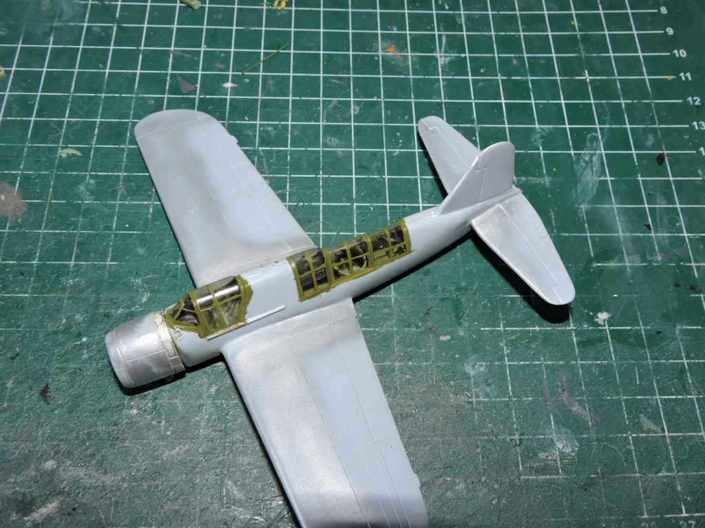 "[AIRFIX] Vought Kingfisher ""the end""  Kingfi27"