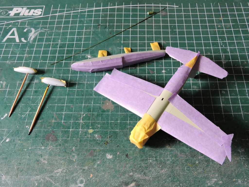 [AIRFIX] Vought Kingfisher  Kingfi30