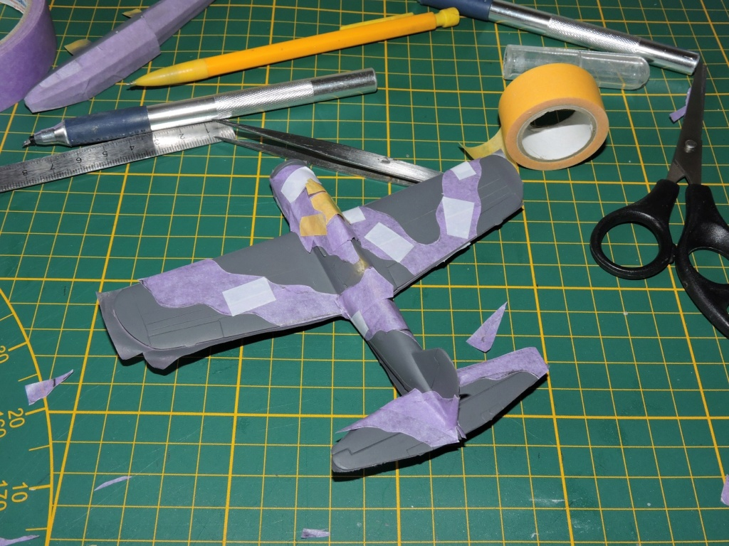 "[AIRFIX] Vought Kingfisher ""the end""  Kingfi31"