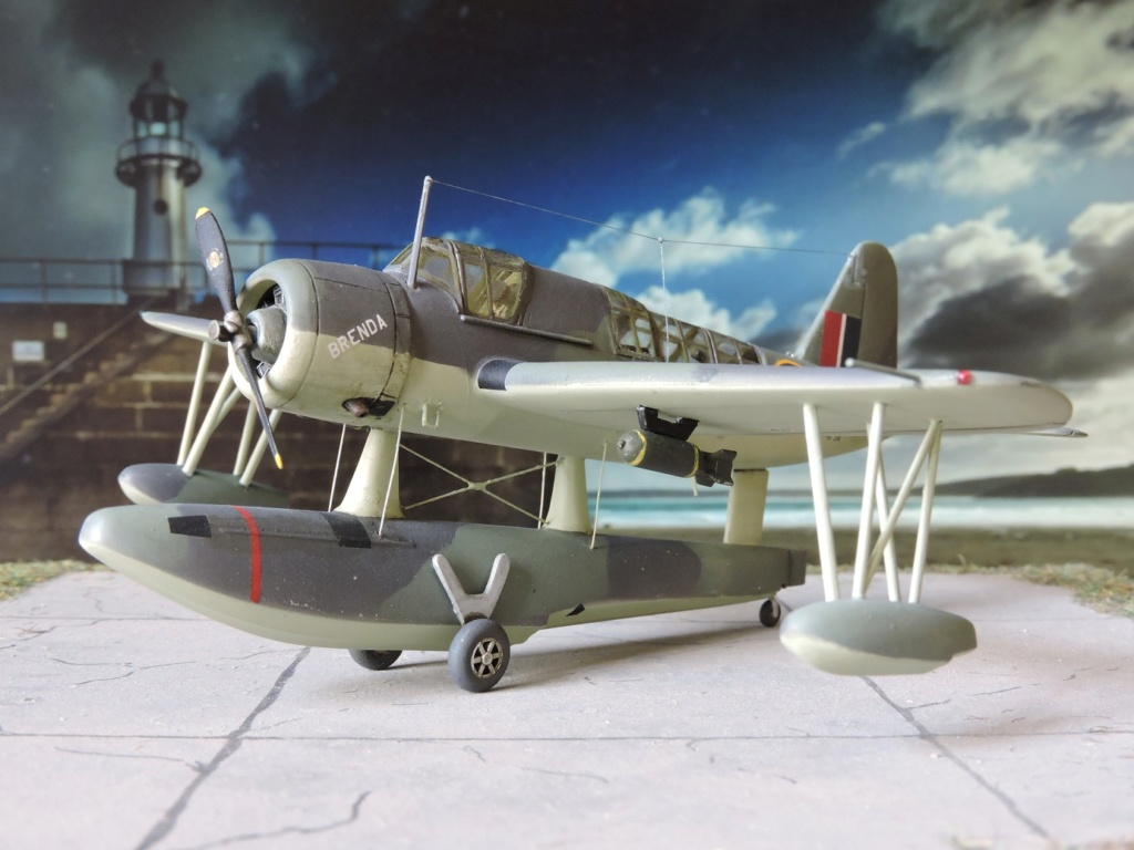 [AIRFIX] Vought Kingfisher - Page 2 Kingfi40