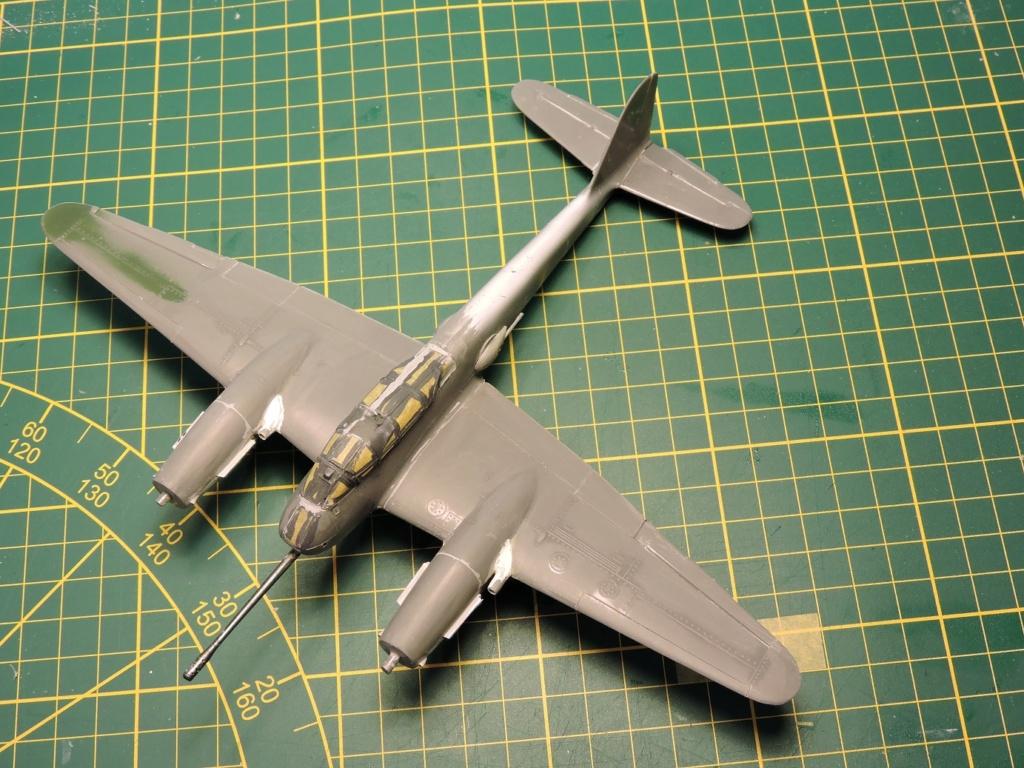 [FROG] messerschmitt 410 hornisse - Page 2 Messer33